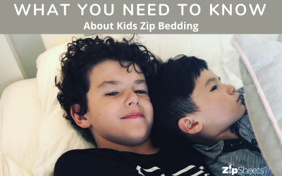 14 Things to Know About Kids Zip Bedding