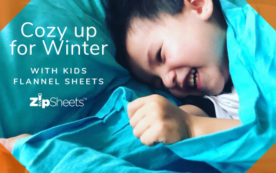 Cozy Up for Winter with Kids Flannel Sheets