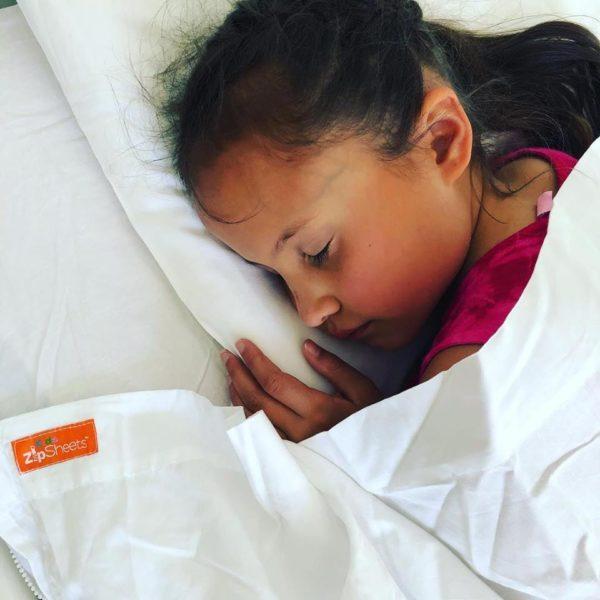 zipper bedding for kids